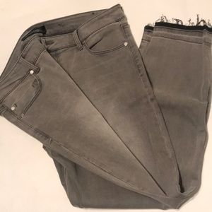 BNWOT Liverpool The Crop Jeans - 14/32